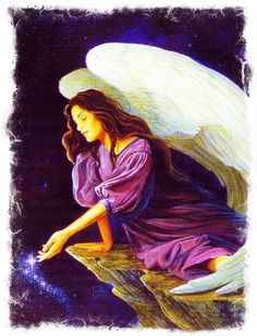 ✨  Don't feel guilty if your life is abundant and happy. Rejoice! When your life gets hard, know it will pass and that your angels are leading you back into happiness again with their guidance, love, and support. - Barbara Mark and Trudy Griswold, 'The Angelspeake Storybook'  ✨