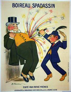 affiche originale de 1913 !! Comic Books, Baseball Cards, Comics, Cover, Comic Book, Blanket, Comic, Comic Strips, Comics And Cartoons