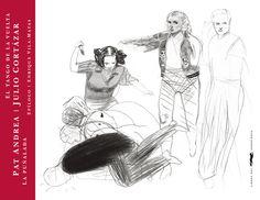 El tango de la vuelta / Julio Cortazar ; La puñalada / Pat Andrea ; epílogo, Enrique Vila-Matas.-- Barcelona : Libros del Zorro Rojo, 2014.