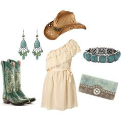 Farmers Daughter by rinergirl on Polyvore