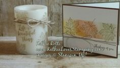 Welcome to the Stampin Friends Fall 2017Hop! You have arrived at Kathie's(that's me!) blog. If you have arrived from Lori Mueller's amazingblog … I'm glad you cam…