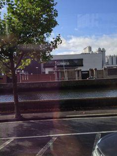 Guinness Factory Tour, Dublin, Ireland September 2014