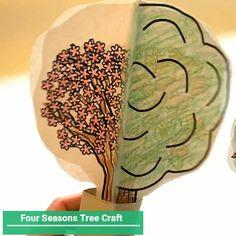Four Seasons Tree Craft