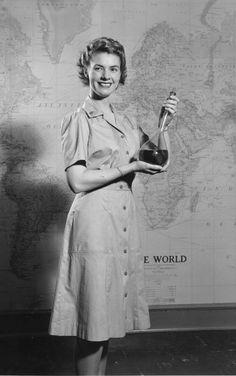 WAC Hospital Dress - 1945