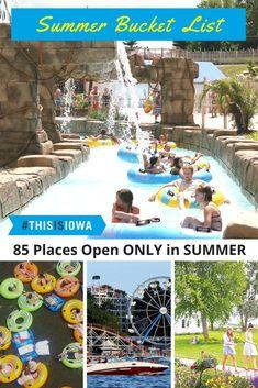 27 Best Indoor and Outdoor Waterparks! images in 2018 | Iowa