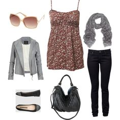 Bum girl, created by emilie-paquin on Polyvore