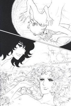 Manga Art, Manga Anime, Lady Oscar, Manga Collection, Anime Love, Mermaid, Romance, Cartoon, Drawings
