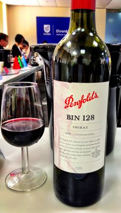 Penfolds 128... Great wine.
