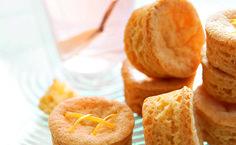 Recette de Sablés bretons au citron - i-Cook'in