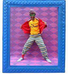 'Stylin by Hassan Hajjaj' on July 4th from 6pm-8pm @colette Paris  Address: 213 Rue Saint Honoré, 75001 Paris, France.