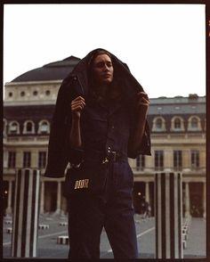 L'Officiel Paris September 2017 Laetitia Montalembert by Luc Coiffait Laetitia, Fashion Photo, Parisian, Editorial Fashion, Officiel, Normcore, Portrait, Instagram, Model