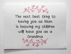 Hy Mother S Day Card Birth Mothers Cards