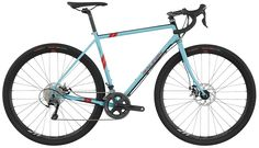 Raleigh Bikes are only available for in store pick up. The original Alternative to Pavement bike that defies any surface and weather report. Full Shimano Ultegra and Spyre mechanical brakes Custom Rey
