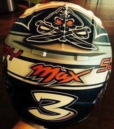 Biaggi Helmet for test
