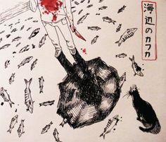 Kafka_on_the_shore_by_KitsuneBara