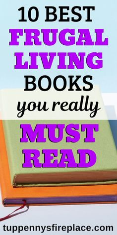 Money saving meals 379006124893431624 - The best frugal living books to help you save serious money and embrace a thrifty lifestyle. These frugal books are packed with frugal living tips & tricks. Source by adoptalifestyle Living On A Budget, Frugal Living Tips, Frugal Tips, Finance Books, Money Saving Meals, Self Improvement Tips, Ways To Save Money, Money Tips, Financial Tips