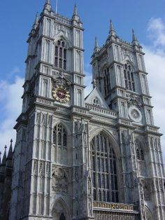 London, England--Westminster Abbey