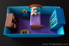 30 Shoe Box Craft Ideas - Red Ted Art's Blog