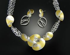 Jewelry by Judith Neugebauer at Smith Galleries JNJC NK472, EKA171