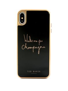 Ted baker champagne case for iphone xs Mobile Phone Cases, Phone Covers, Ted Baker, Baker Logo, Kate Spade, Iphone Cases Disney, Phone Lockscreen, Phone Mockup, Phone Gadgets
