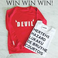 Win win win!! Follow me @nanoukleblog 😁 share this picture and use #nanoukleblog you can win a sweater and tshirt of your choice of our EK collection⚽️ the winner will be announced on 8/6 #contest #win #nanoukleblog #reddevils #rodeduivels #diablesrouges
