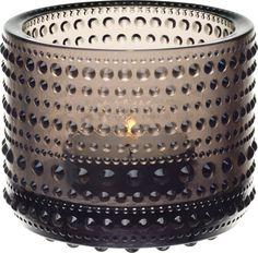 Iittala - Kastehelmi Votive 64 mm sand - Iittala.com
