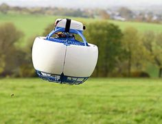 Introducing Fleye, you personal flying robot. More than just a drone, Fleye is extremely smart and has been engineered to fix many problems we face with ordinary drones.