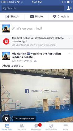 Australia debate prompt
