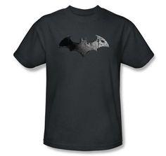 Arkham City Batman Symbol T-Shirt Batman Arkham City, Geek Girls, My Style, Mens Tops, T Shirt, Shopping, Supreme T Shirt, Tee, T Shirts