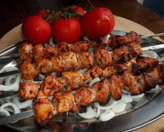 Traditional CHICKEN BARBECUE