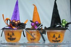 Pre-Packaged Halloween Class Party Snack Ideas - Homeroom Mom