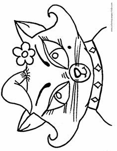 lady cat color page animal coloring pages coloring pages for kids thousands of free printable coloring pages for kids - Free Printable Cat Coloring Pages