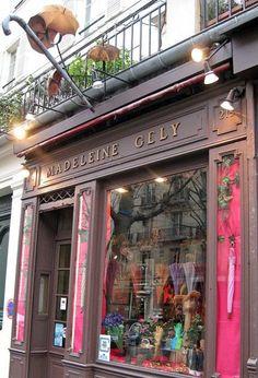 Madeleine Gely Umbrella Shoppe, Paris