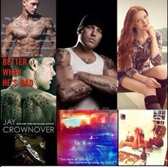 Better When He's Bad by Jay Crownover