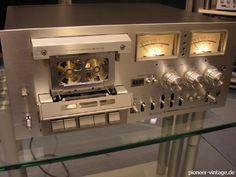 Pioneer Vintage Hifi CT-F1000