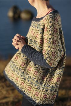Knitting Ravelry: Strathendrick pattern by Kate Davies Sweater Knitting Patterns, Knitting Designs, Knit Patterns, Stitch Patterns, Knitting Tutorials, Fair Isle Knitting, Hand Knitting, Vintage Knitting, Punto Fair Isle