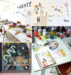 Anna Niestroj/Blink Blink's inspiring workplace