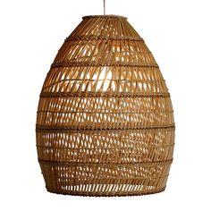 World Market Basket Weave Bamboo Pendant Lamp Wicker Pendant Light, Pendant Chandelier, Pendant Lighting, Light Pendant, Bohemian Decoration, Basket Lighting, Home Lighting, Cottage Lighting, Unique Lighting