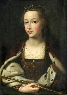 """Margarita de Anjou Fue la tercera hija de Renato I de Nápoles, llamado """"el Bueno"""", duque de Anjou y rey de Sicilia y Nápoles y rey titular de Jerusalén, y de Isabel, hija y heredera del duque Carlos II de Lorena."""