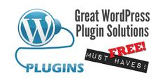 There are millions of plugins available so we have gathered 17 essential & must-have WordPress Plugins to help you out which ones are best for your website.