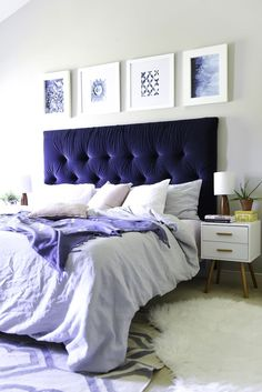 Makeover your bed with beautiful, comfortable and stylish linen bedding for the summer!