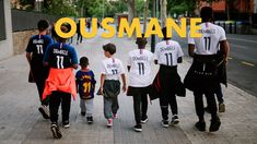 Nike and Yard Release 'Ousmane', Documentary About Footballer Dembélé's Rise to Fame