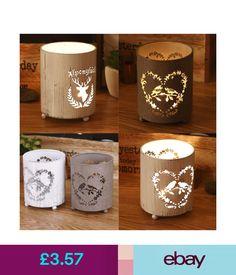 Candle & Tea Light Holders Metal Round Votive Candle Holder Wedding Candle Lantern Christmas Home Decor #ebay #Home & Garden
