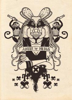abuse of k  Portfolio by andrea moresco