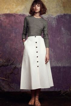 Fashion of Culture | Where Fashion Meets Heritage.: #LFW Review: Saloni Spring 2015 Ready-To-Wear