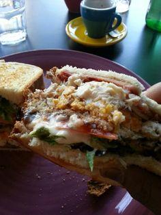 Club sandwiched
