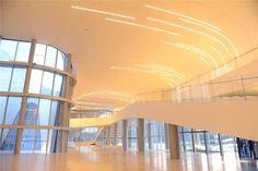 Azerbaijan Cultural Centre by Zaha Hadid | Homesthetics