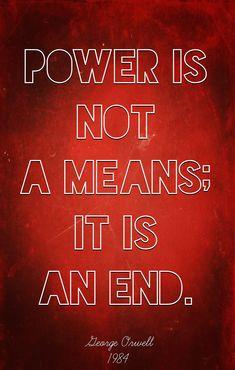 George Orwell wisdom, 1984 quotes