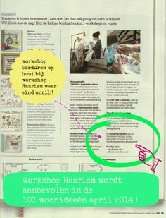 Workshop Haarlem