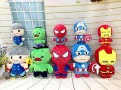 Avengers Toy - WoodenNation Iron Man, Smurfs, Avengers, Toys, Fictional Characters, Collection, Products, Art, Activity Toys